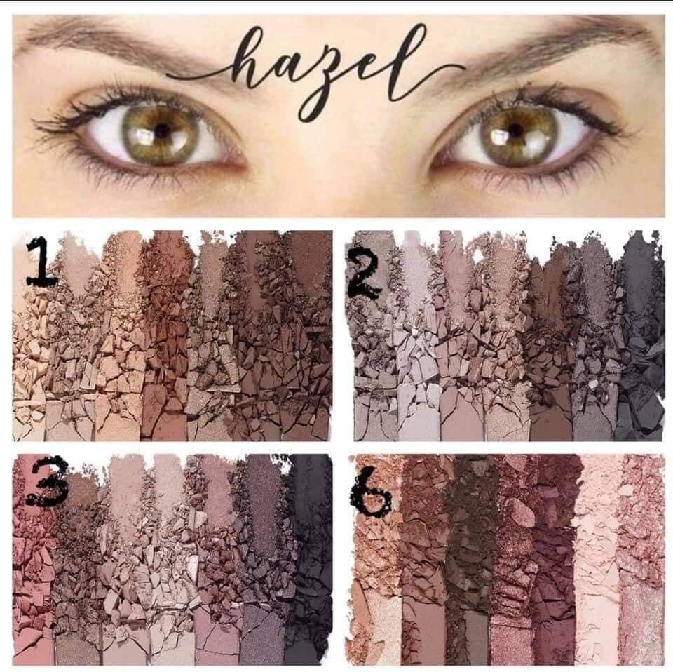 Eyeshadow Ideas For Hazel Eyes
