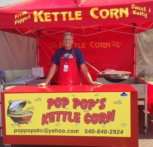 Pop Pop's Kettle Corn