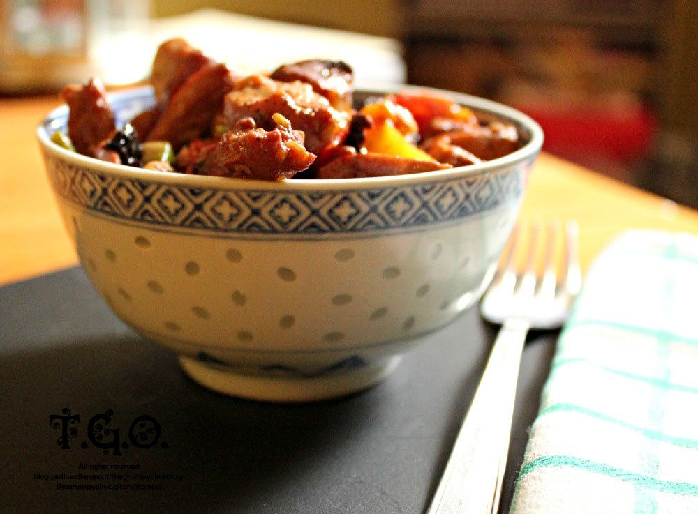 Andalusian-Style Chicken
