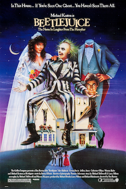 Halloween Movie - Beetlejuice