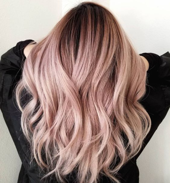 - A PROFESSIONAL HAIR DYE, possibly at Bleach [one can always dream]