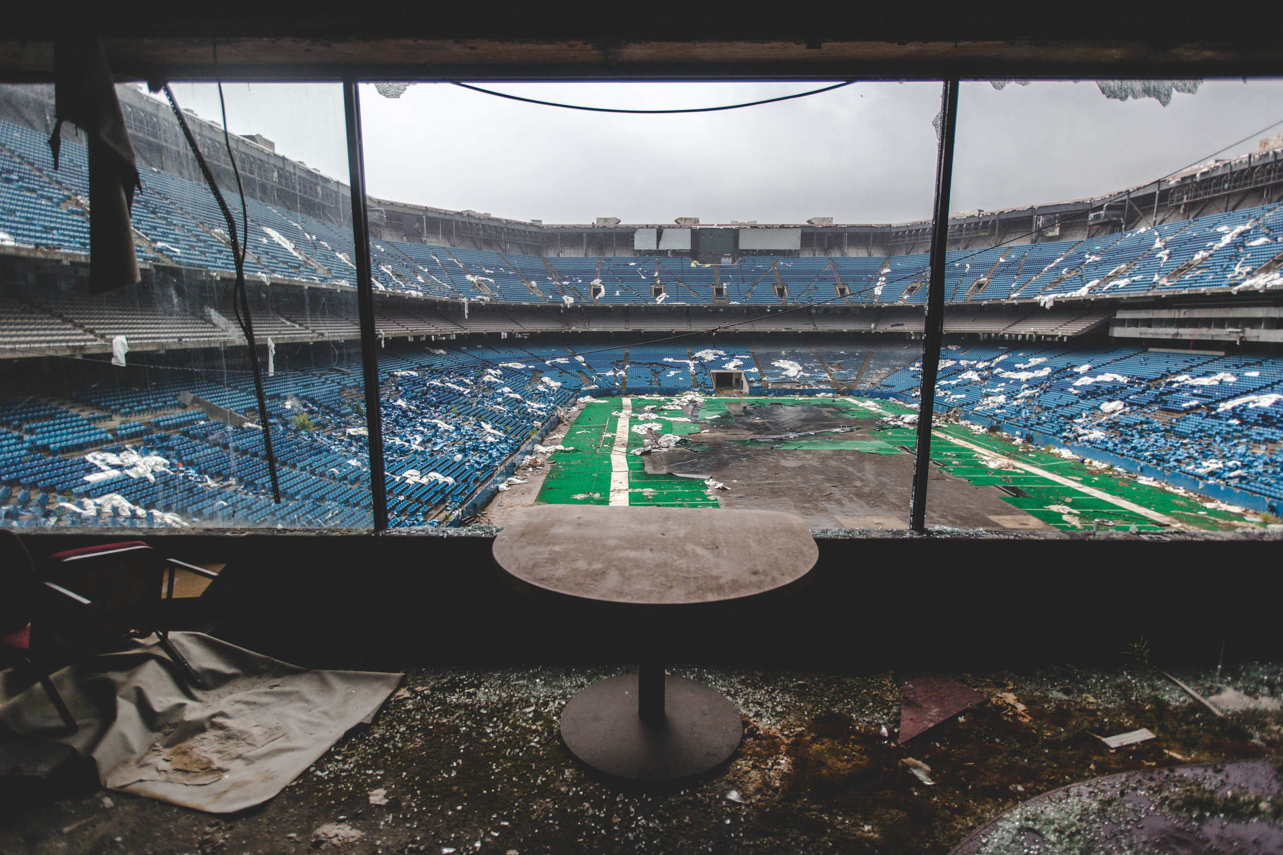 Pontiac Silverdome – Michigan