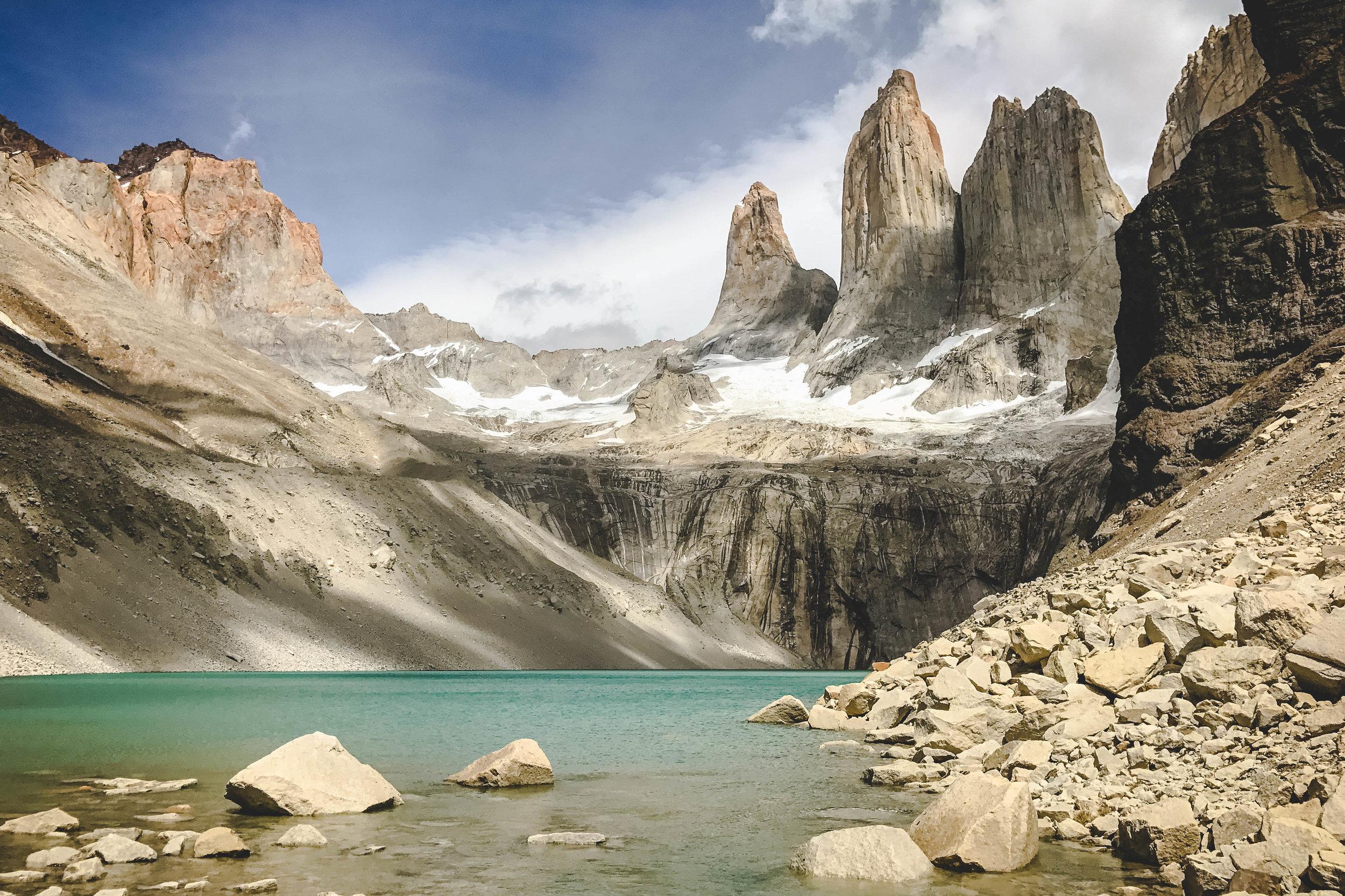 Torres del Paine – Patagonia, Chile