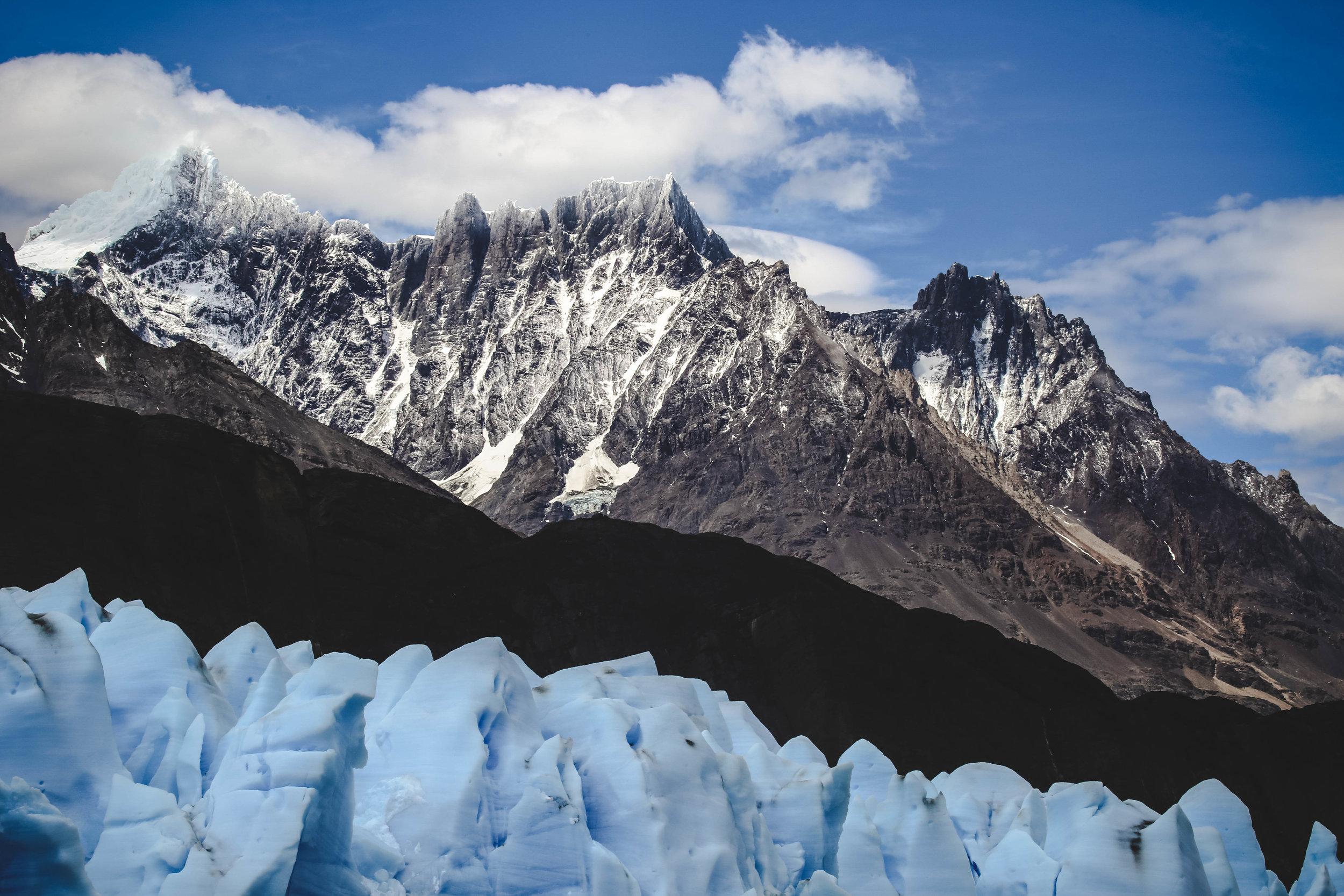 Lago Grey Glacier – Patagonia, Chile
