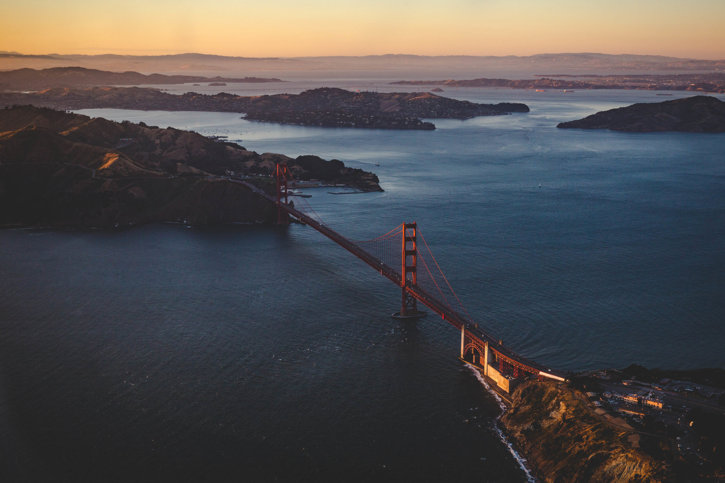Golden Gate – San Francisco, California