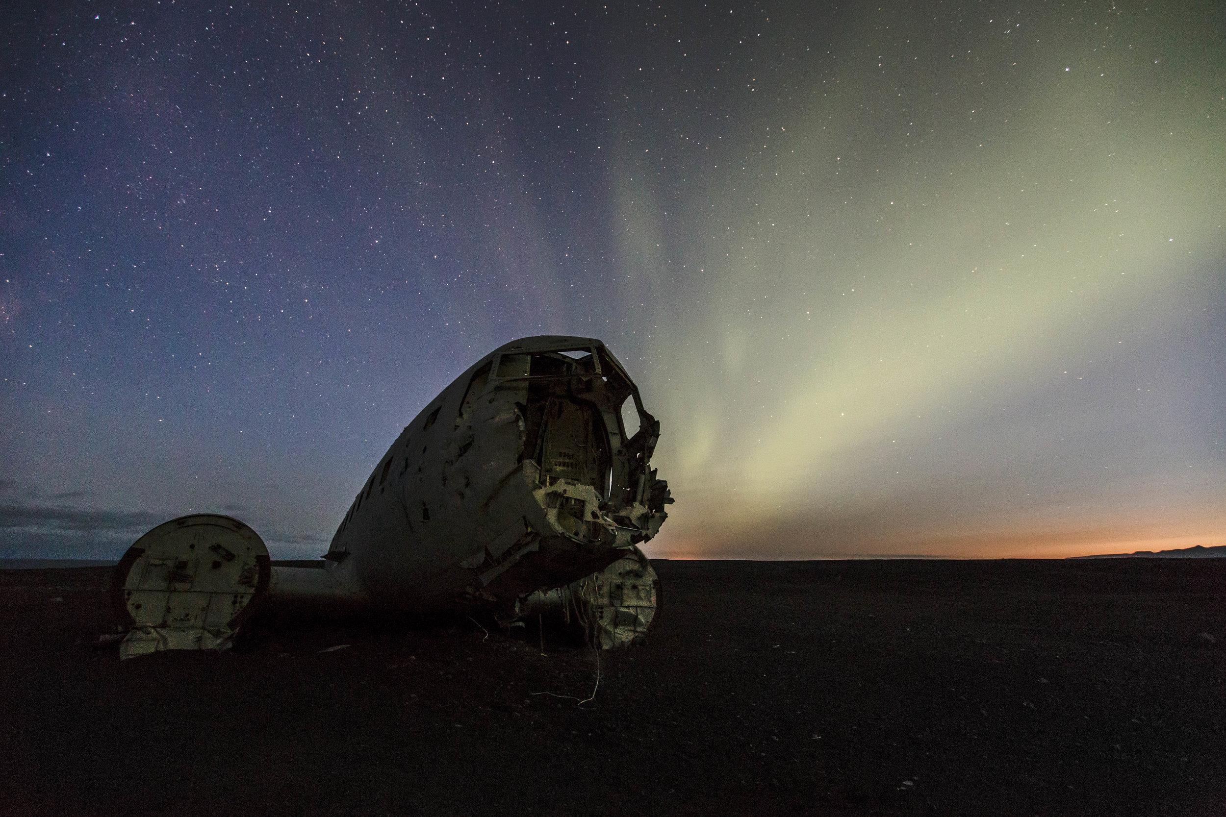 Sólheimasandur Plane Crash – Iceland