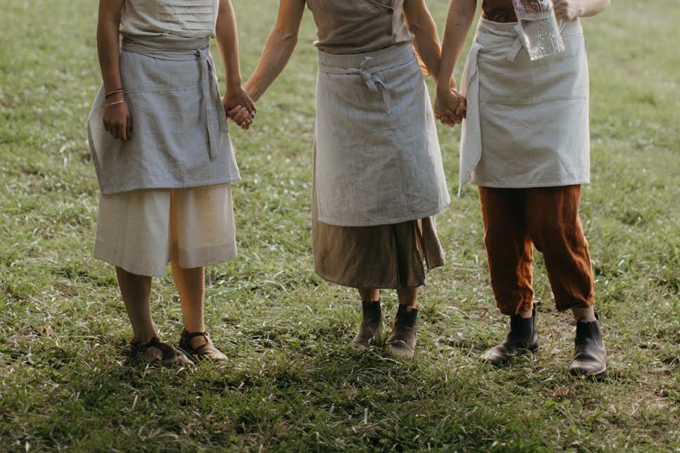 Who Are We? - The Golden Hour Supper Series is a collaboration of farmers, artists and culinarians that share a common goal — to create an experience simply for the joy of being together on the mountain, at sunset — celebrating the people, food, music and craft of this magical place we call home.