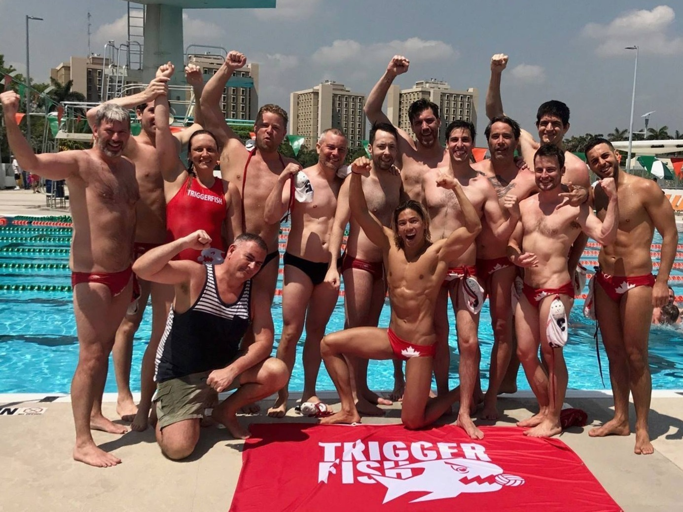 Outgames 2017 (Miami) - Competitive Division - Bronze