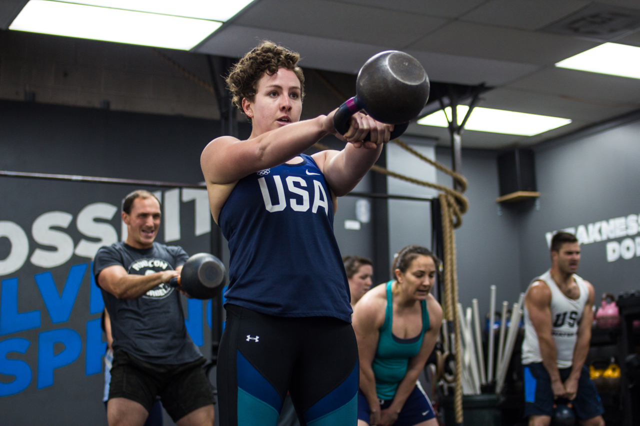 Experienced CrossFitter? -