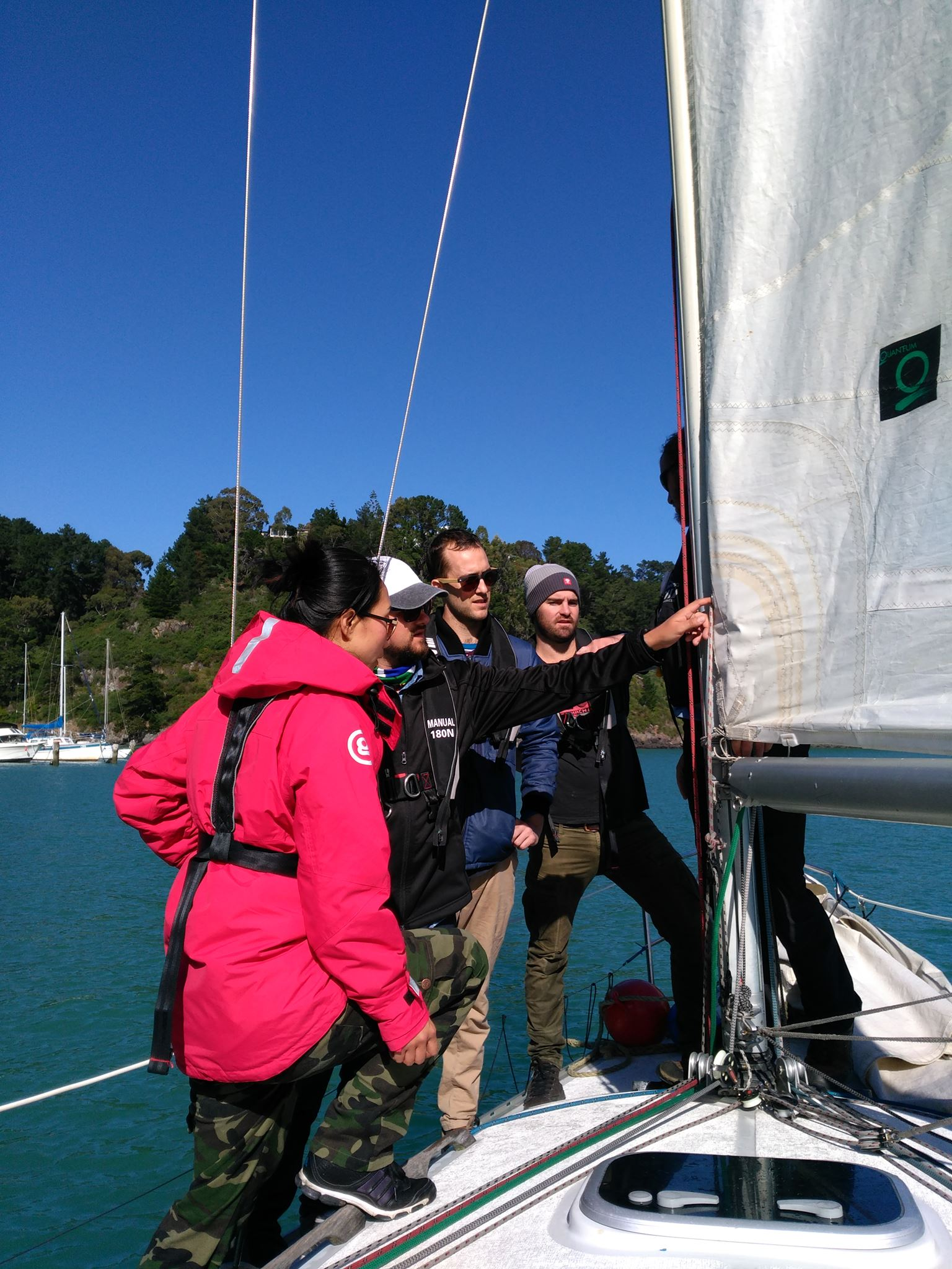 Level 1 - YNZ Introduction to Keel Sailing