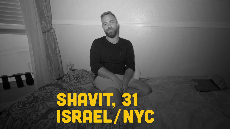 Fruitbowl - S3E8 - Shavit, 31. Israel/NYC