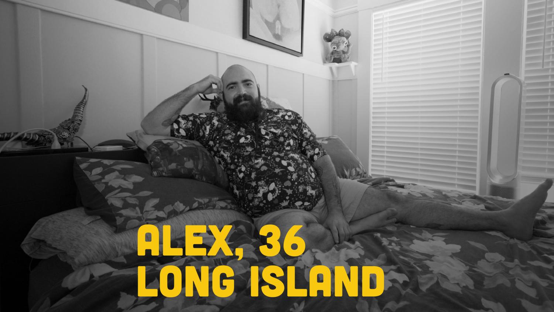 Fruitbowl - S3E10 - Alex, 36. Long Island