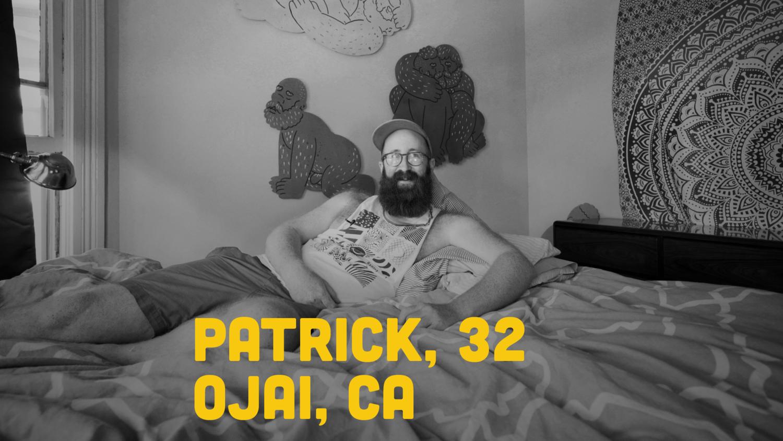 Fruitbowl - S3E12 - Patrick, 32. Ojai, CA