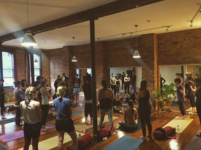 Thanks so much to everyone made it out to the Hañsa Flow Masterclass! What a great feeling to have a full session for Vincent's first immersive session with us 🌈 Such valuable lessons today, I think I speak for most, if not all of us when I say we are looking forward to more @hansa.yoga in our lives! Humbly, from the Tula community, and today's visitors to the space.. thank you Vincent 🙌🏼 Next drop in session this Tuesday 10.15-11.30am, newcomers to Hañsa Flow welcome! 💫