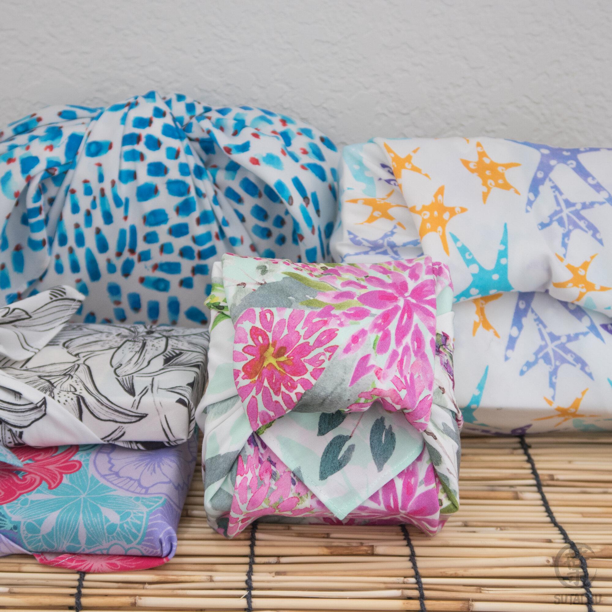 furoshiki-wrapping-cloth-starfish