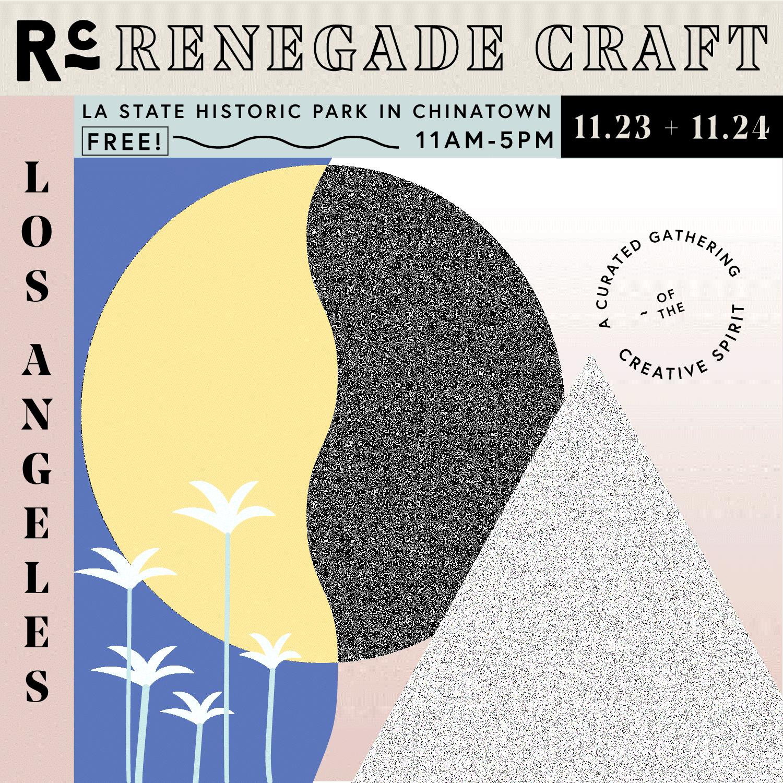 renegade-craft-los-angeles-flyer