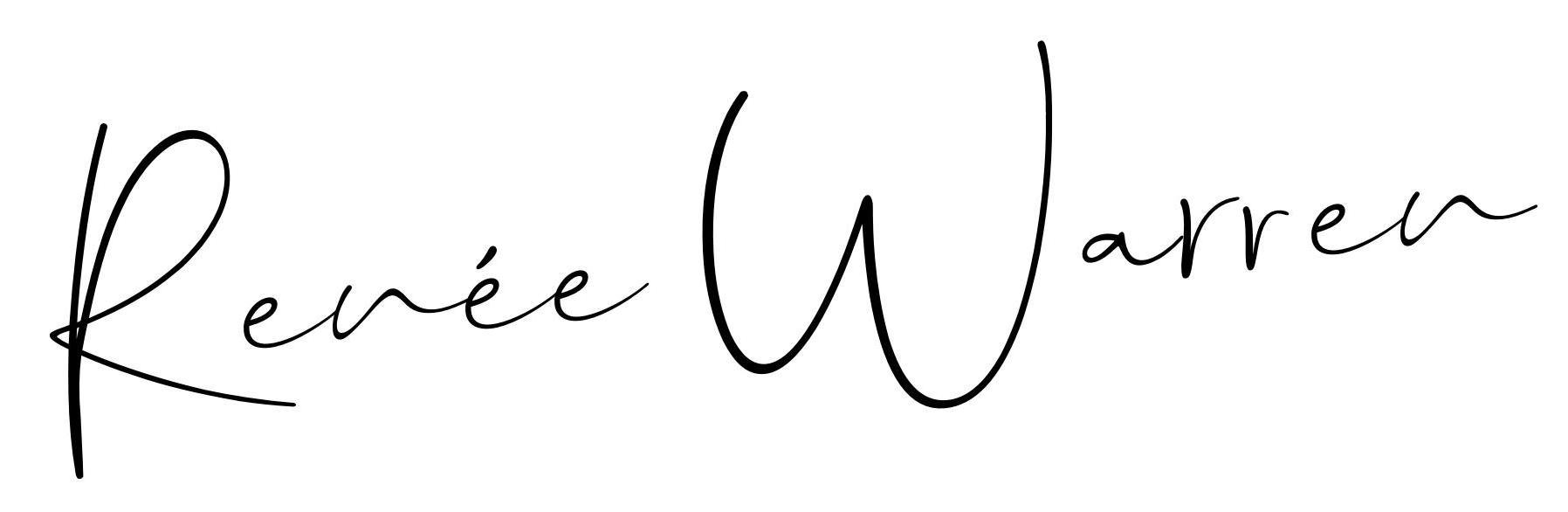 Renee Warren signature
