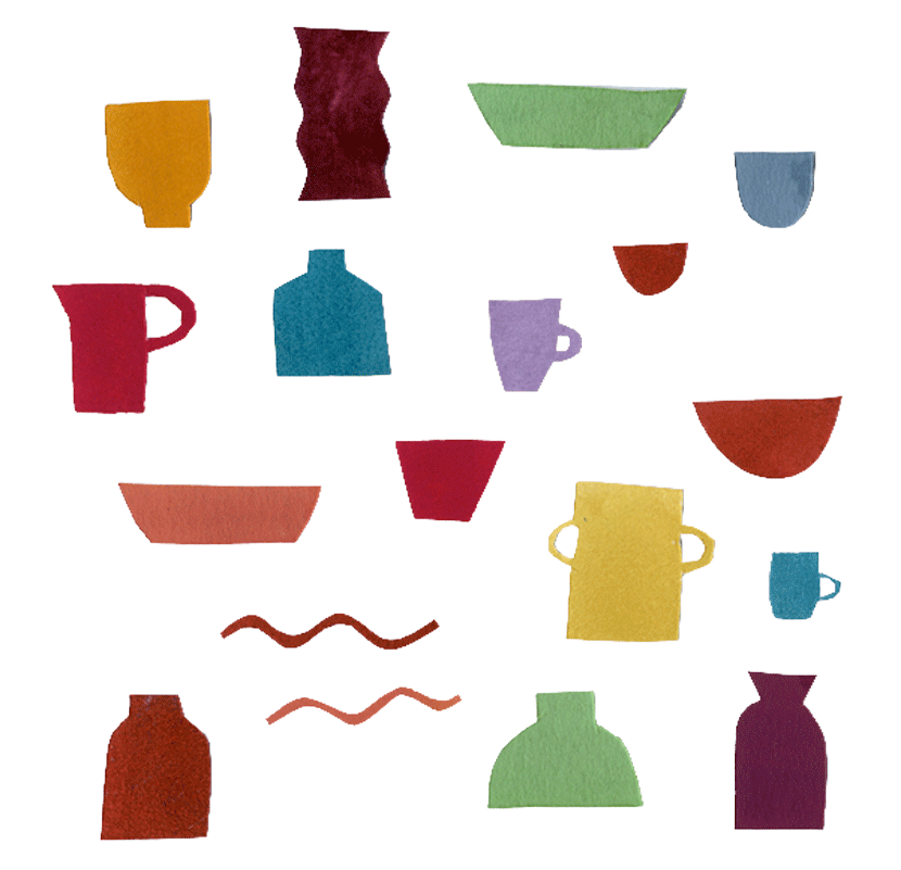 CeramicsClasses - Learn how to hand build your own plant pot or throw a mug on the potter's wheel and have fun decorating them with glazes and slips at our weekly drop-in sessions