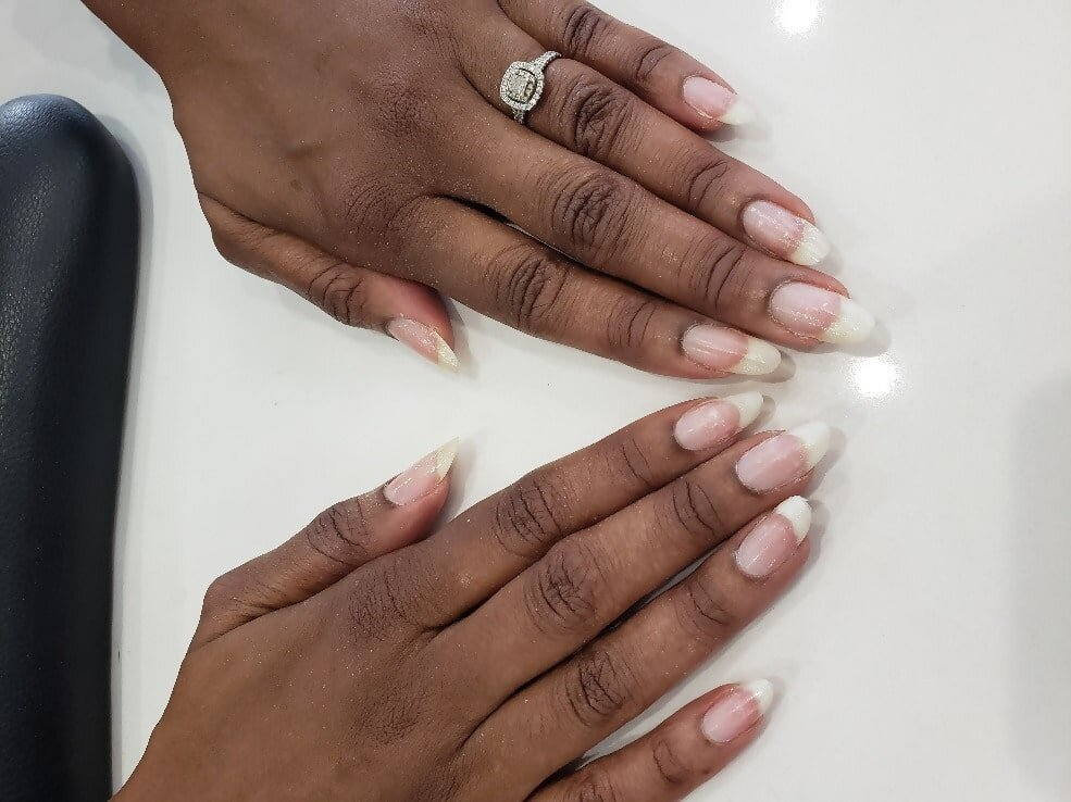 How I Keep My Natural Nails Long And Healthy Snobtimist Com