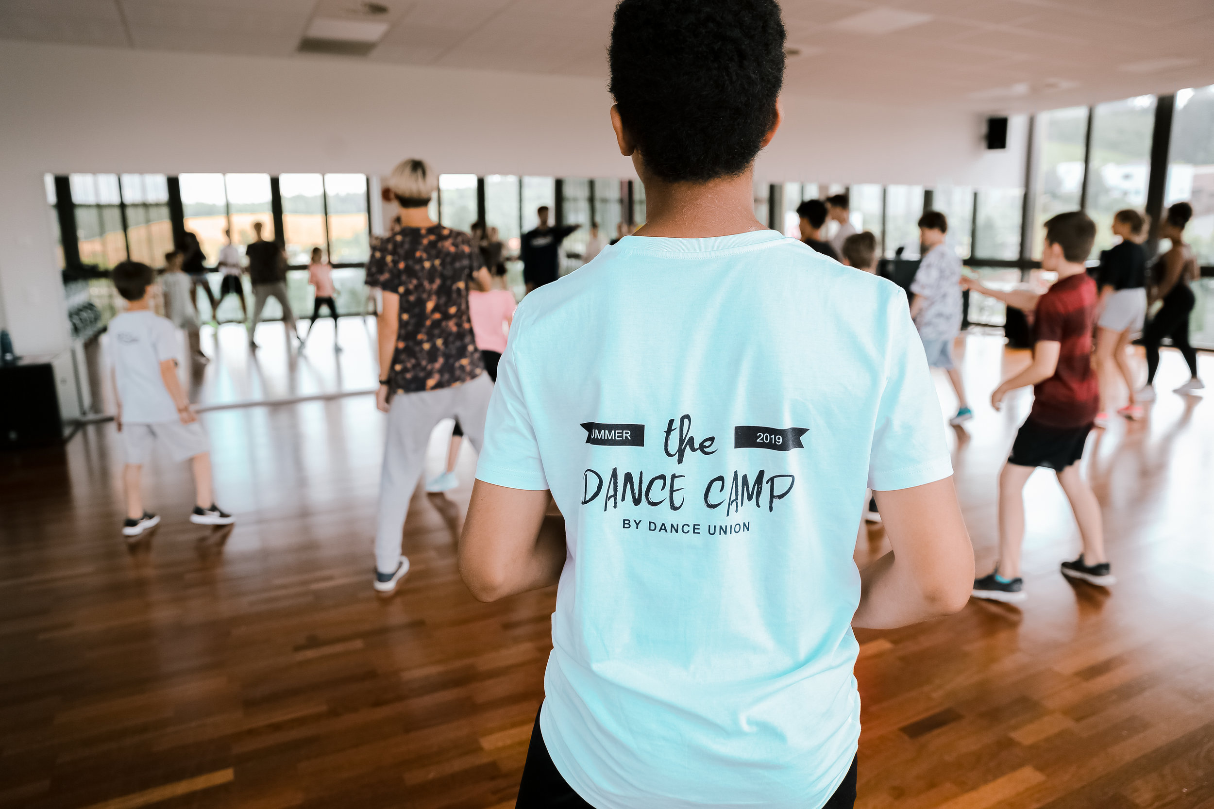 The Dancecamp by PanameAcademy