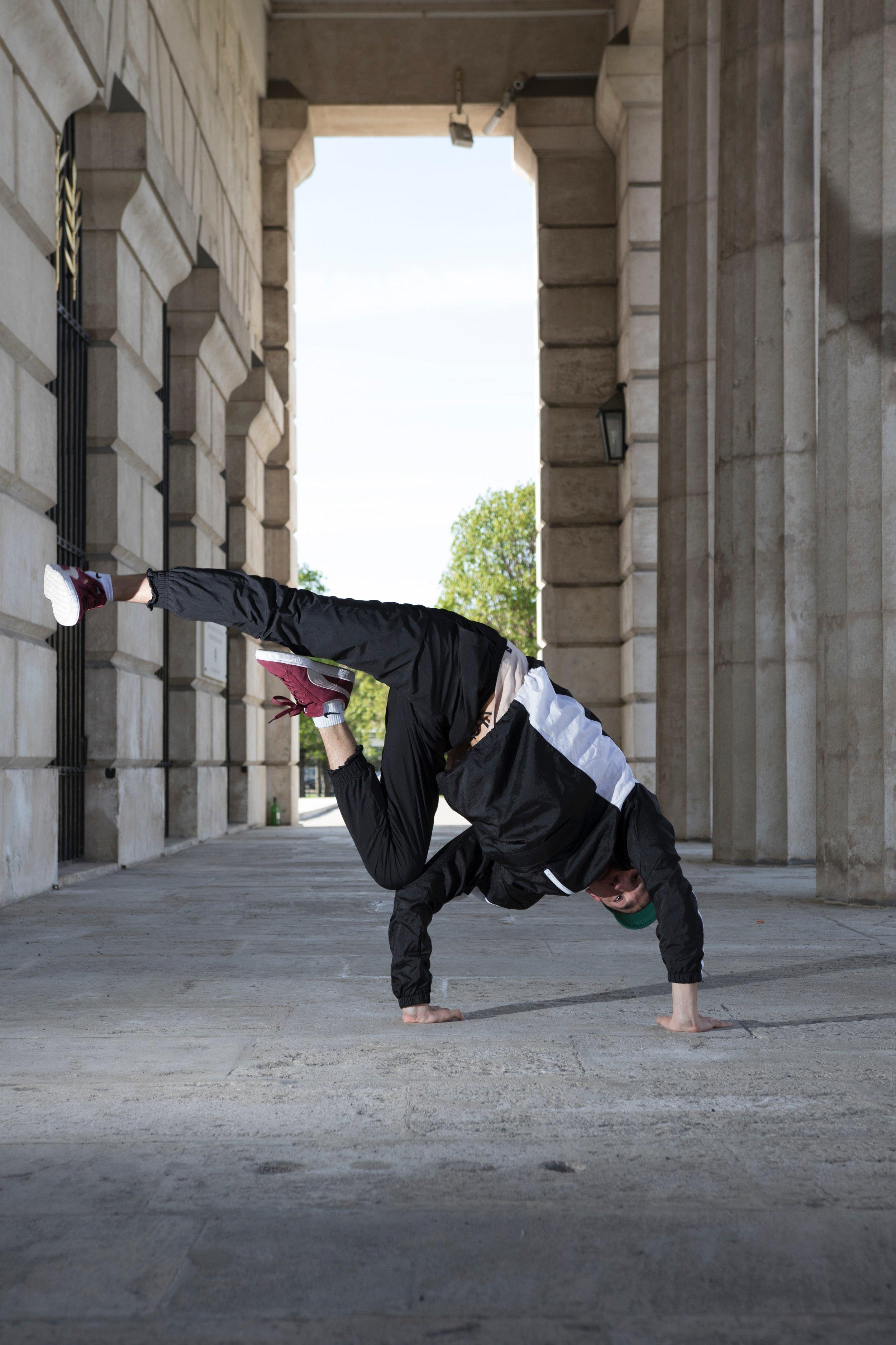 Breakdance in Lausanne