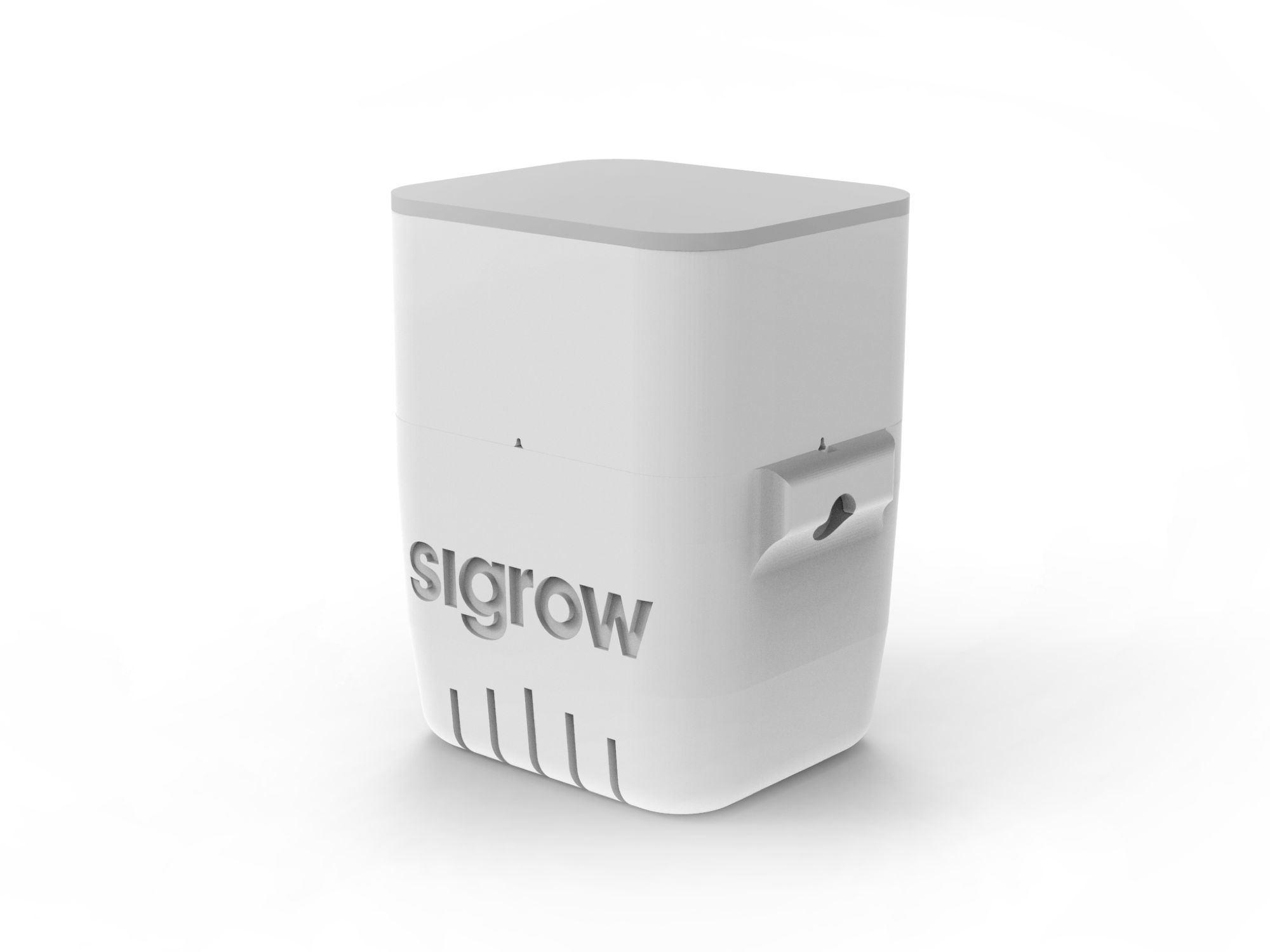 Sigrow AIR PRO - Sigrow Air Pro is ideal to detect photosynthesis bottlenecks. This means more with less.- Light PAR (umol/m2/s)- Air Temperature (°C/F)- Humidity (%)- CO2 (ppm)