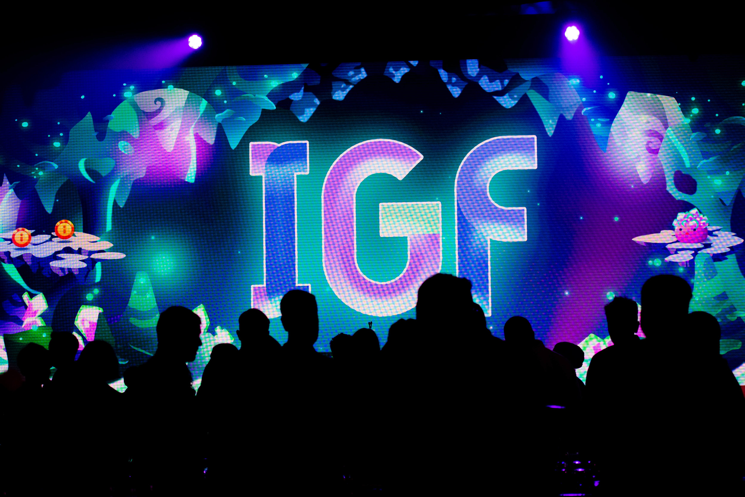 2018 Indie Game Festival @ Game Developers Conference, San Francisco