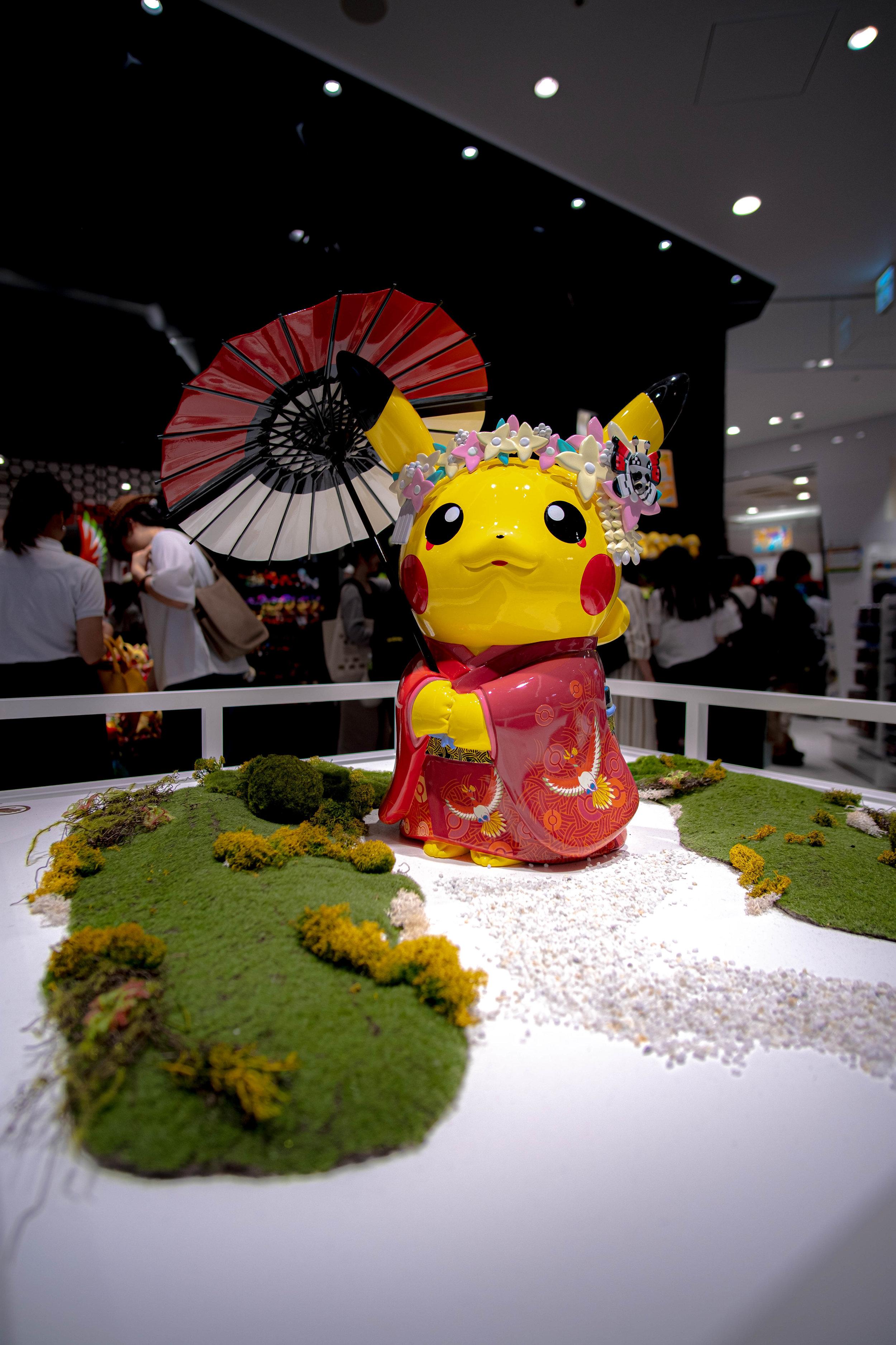 Pokemon Center Kyoto, Kyoto