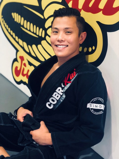 Simpson Go   Black Belt  ADCC Veteran ADCC Trials Champion 2x No Gi World Championships Black Belt Medalist USA Grappling World Team Member NAGA, Five & Grapplers Quest Champion