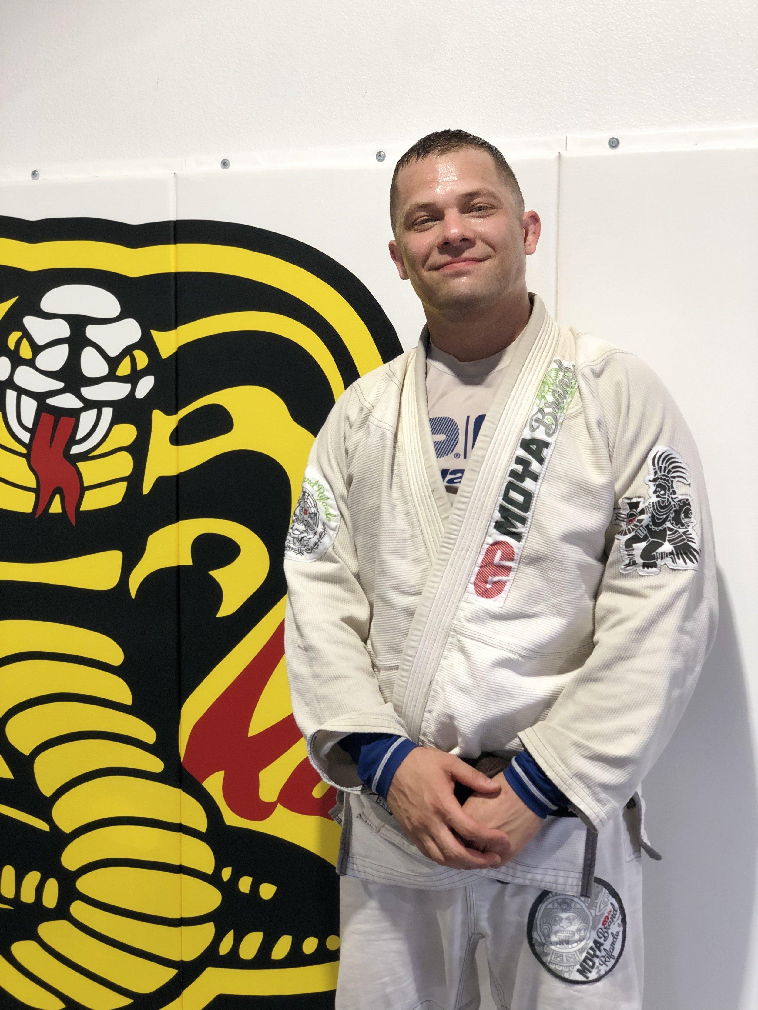 Josh Prieto  Brown Belt American Nationals Champion/Master/Purple