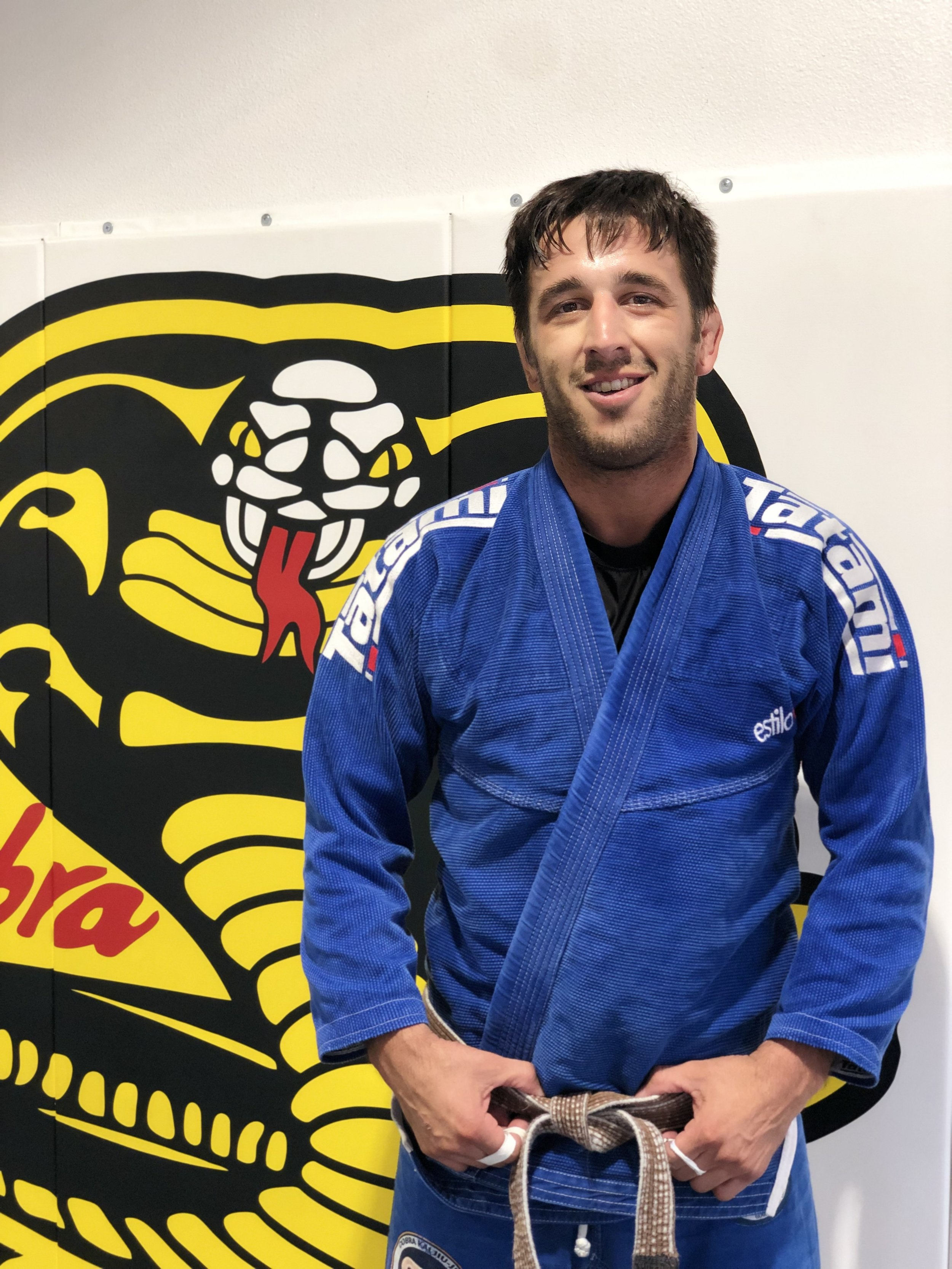 Joey Velasques   Brown Belt - Kids Instructor  Physical Education Instructor for Clark County Schools 2015 – Pan Am Bronze Medalist – Purple Belt Submission Hunter Pro Superfight Champion 2013 NAGA Gi and No Gi Champion 2013 Grappling X Champion