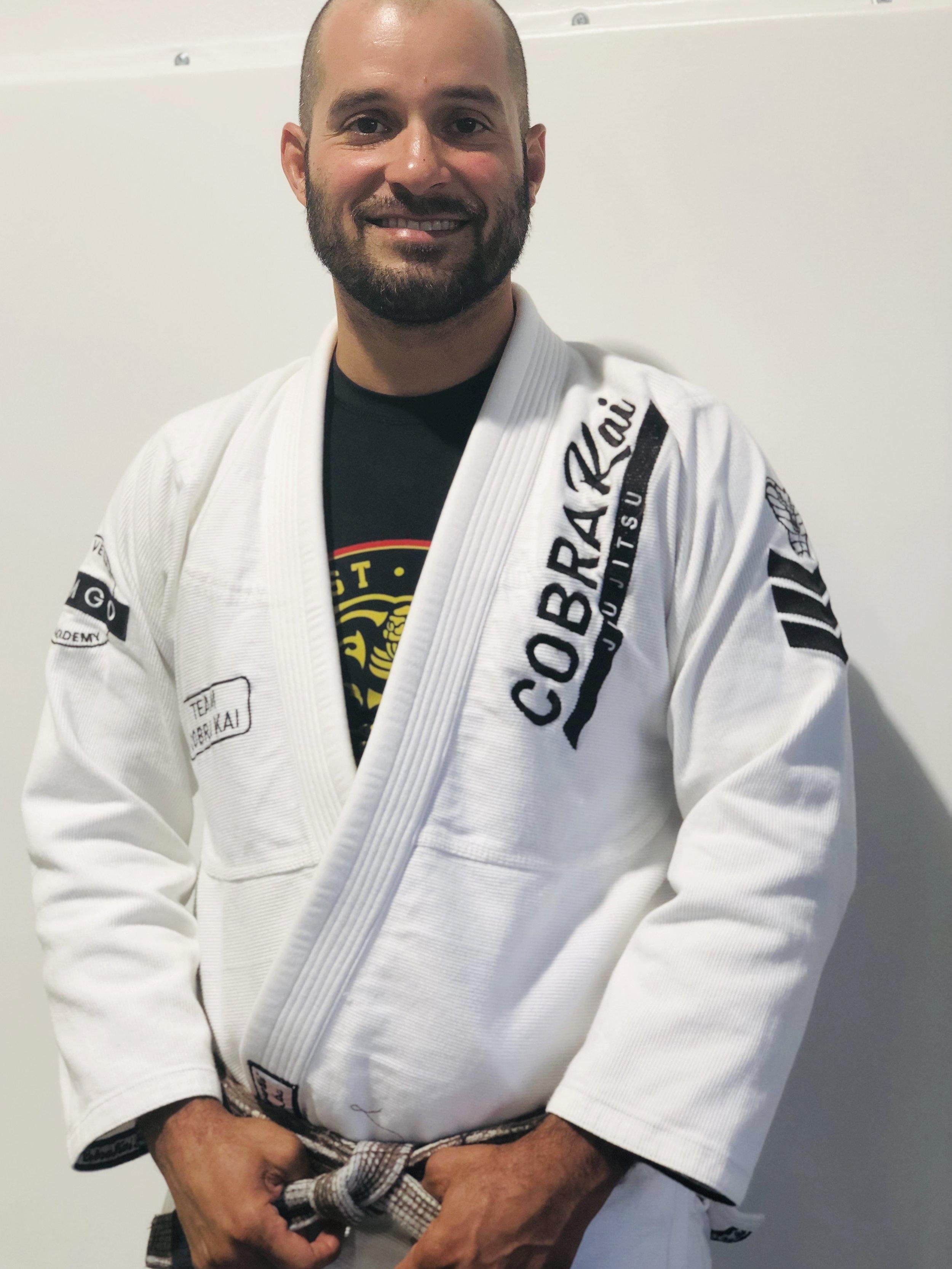 TJ Gil   Brown Belt