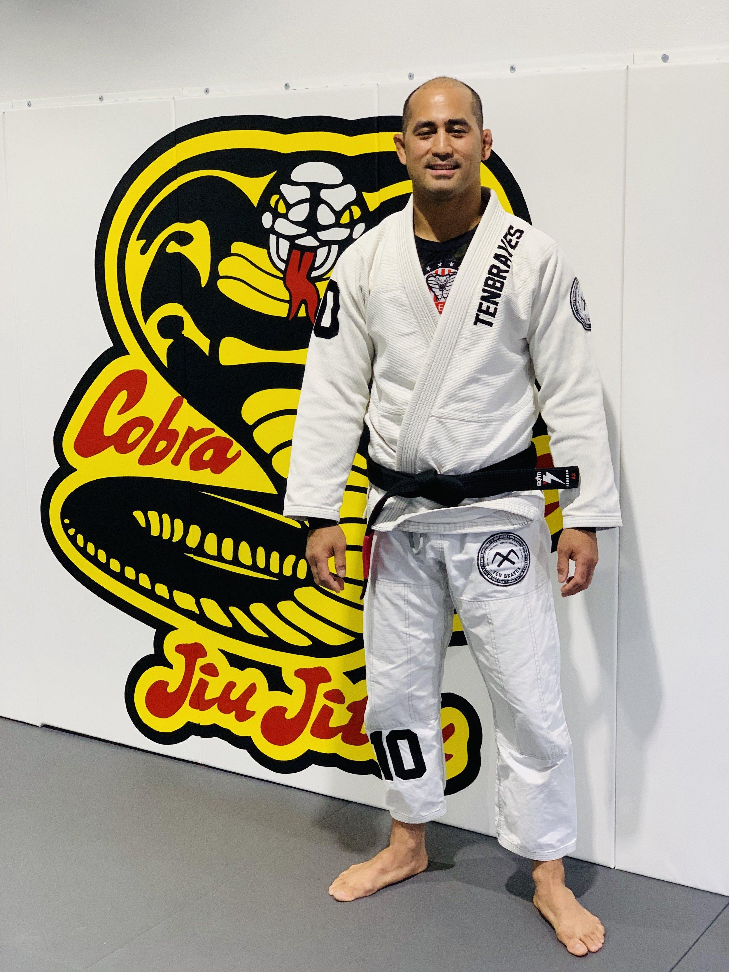 Ryan Antenorcruz   Black Belt