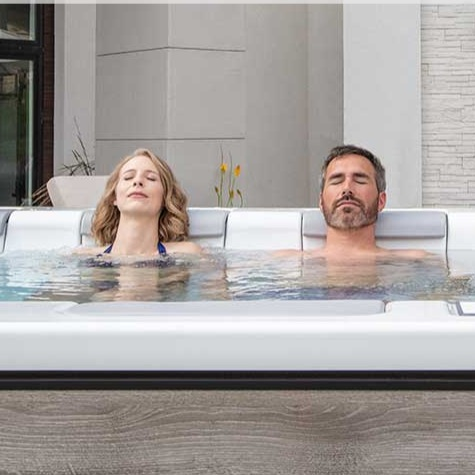 Spas - Your spa will become the place for solo time or the perfect spot to hang out with family and friends. Our top of the line Bullfrog spas will take you and your space to a whole new level.