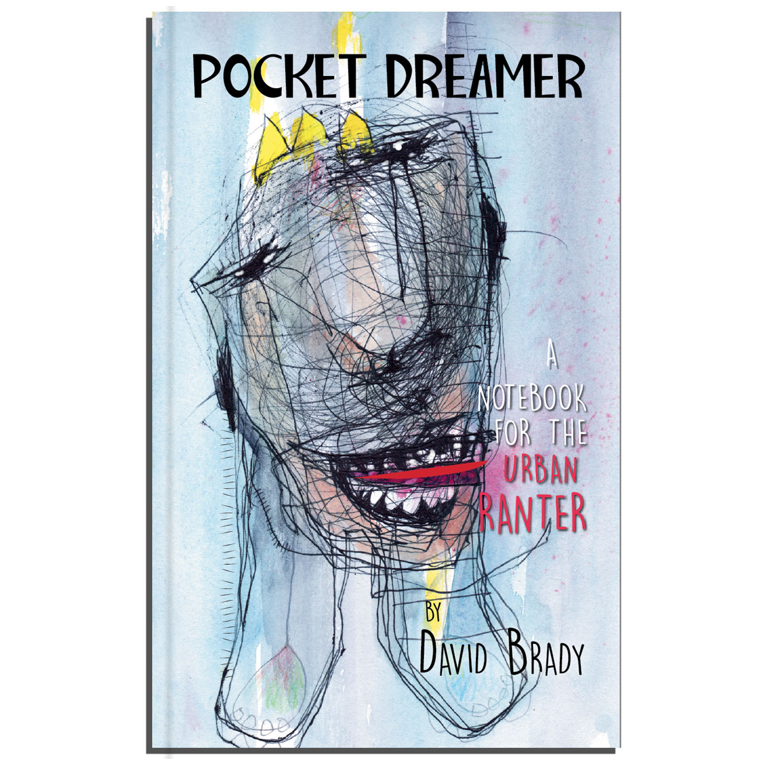 POCKET DREAMER   New Publication