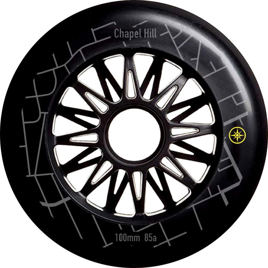 Compass 100mm 85a Chapel Hill Wheels