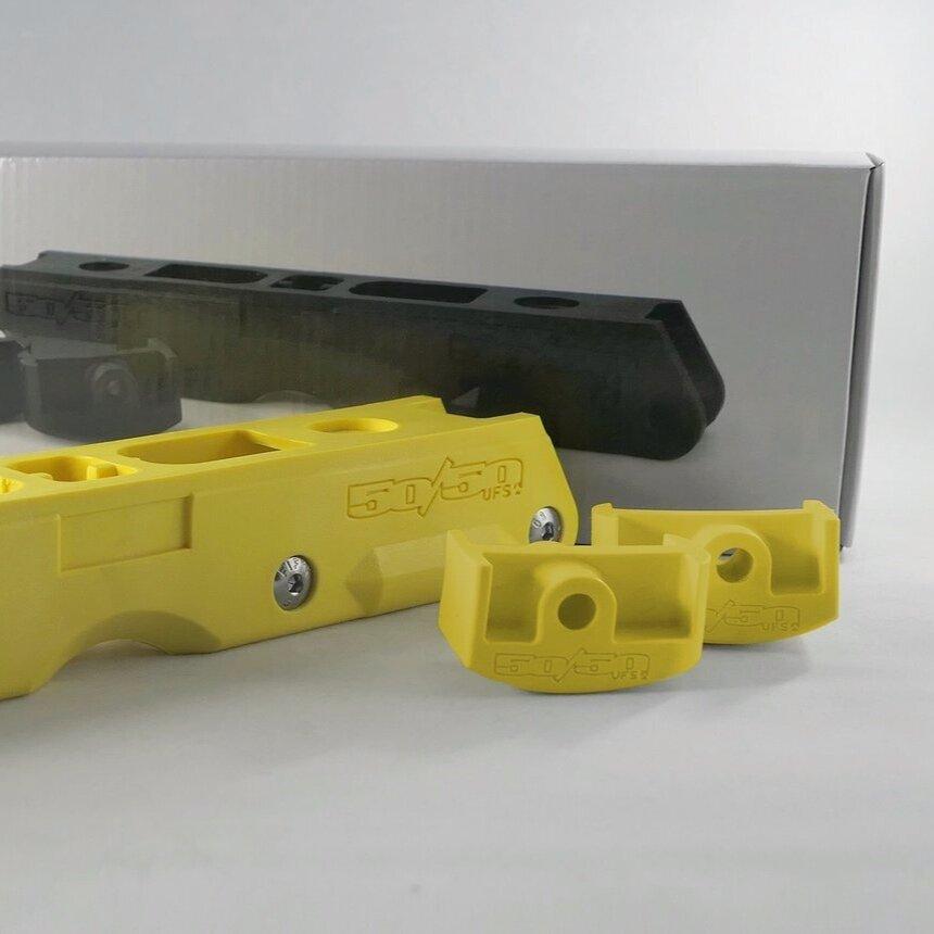 Yellow Balance Frames