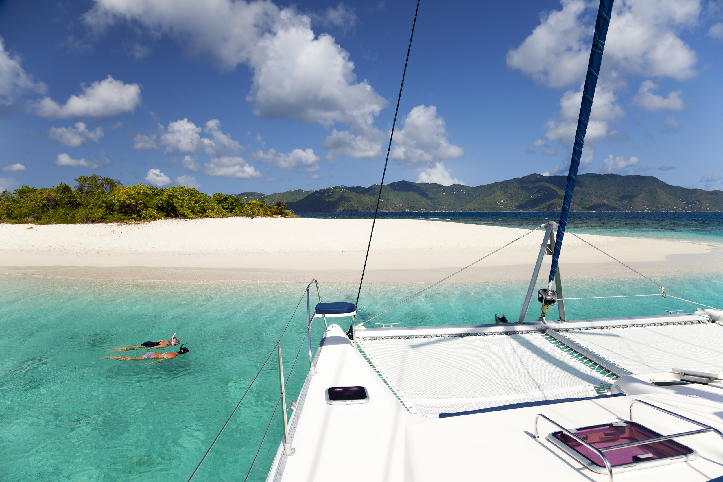 boating and snorkeling around Sandy Spit, British Virgin Islands.jpg