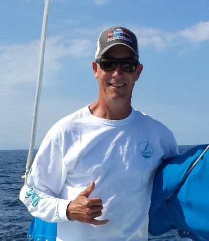 Paul Badgley - Paul is the co-founder and Treasurer of the Coral Reef Education Institute. He is a USCG Captain with a sail endorsement, PADI Instructor, Reef Check International Trainer, Naturalist, Certified Foster Parent, Certified River Guide, Sit-ski instructor for paraplegics and amputees. Paul has been a Captain and Dive Instructor in Hawaii for over 24 years.