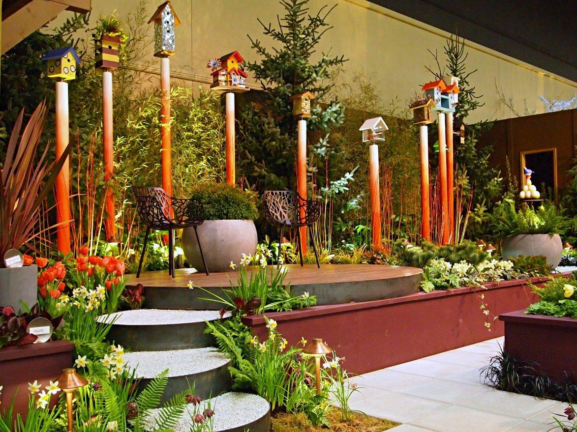Northwest Flower & Garden Show 2014