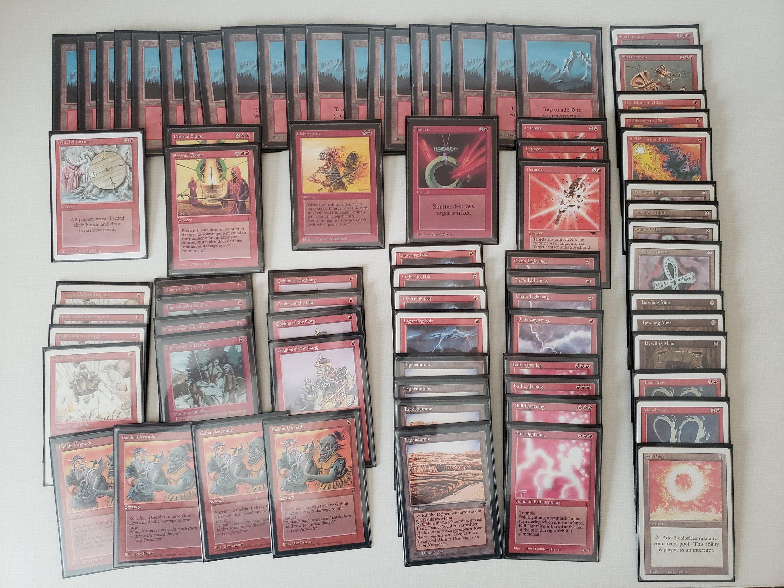 SCGCON Mono Red Goblins Deck.jpg