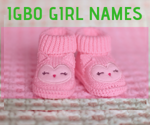 Names call a igbo sweet to girl in 153 Vivid