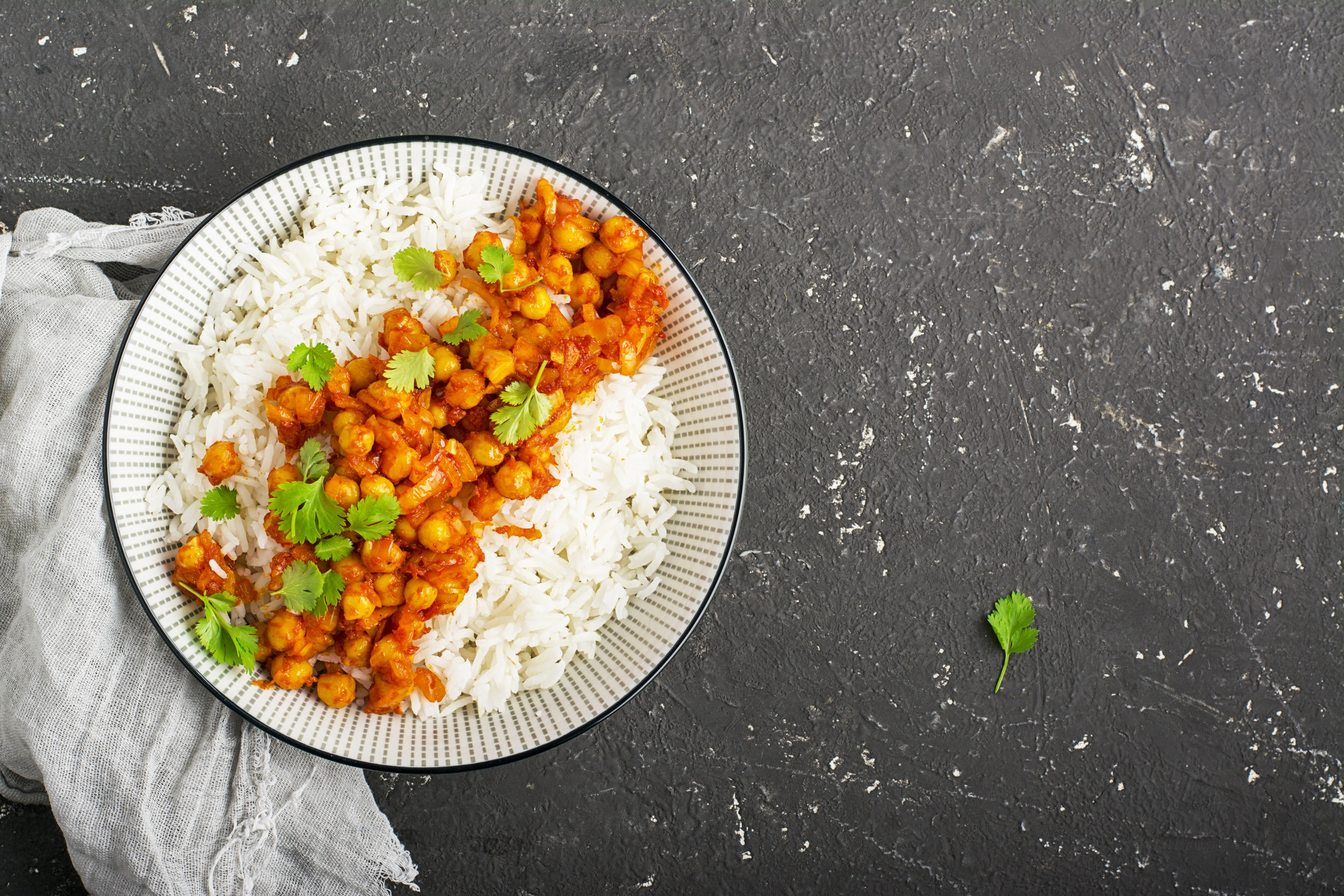 ChANA DHAL(CHICKPEA CURRY) -