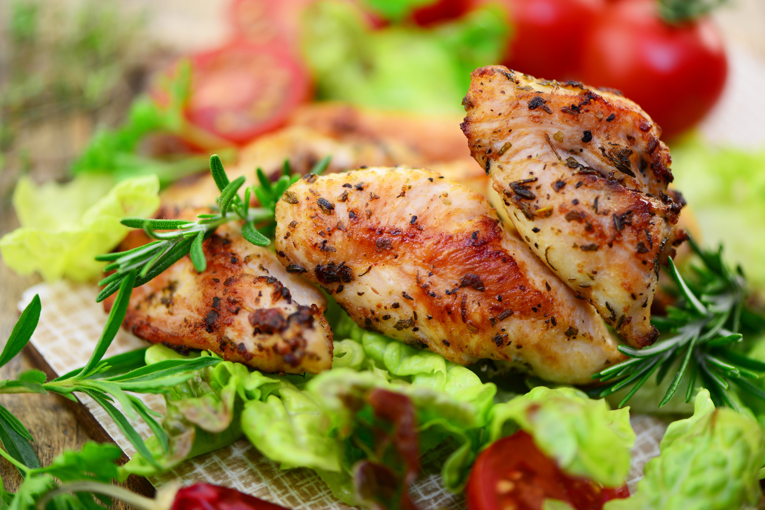 Chicken, avocado, tomato and lettuce wraps - A tasty meal for the whole family to share.Eat straight away and prepare to get messy. Double the quantities and invite some friends around!