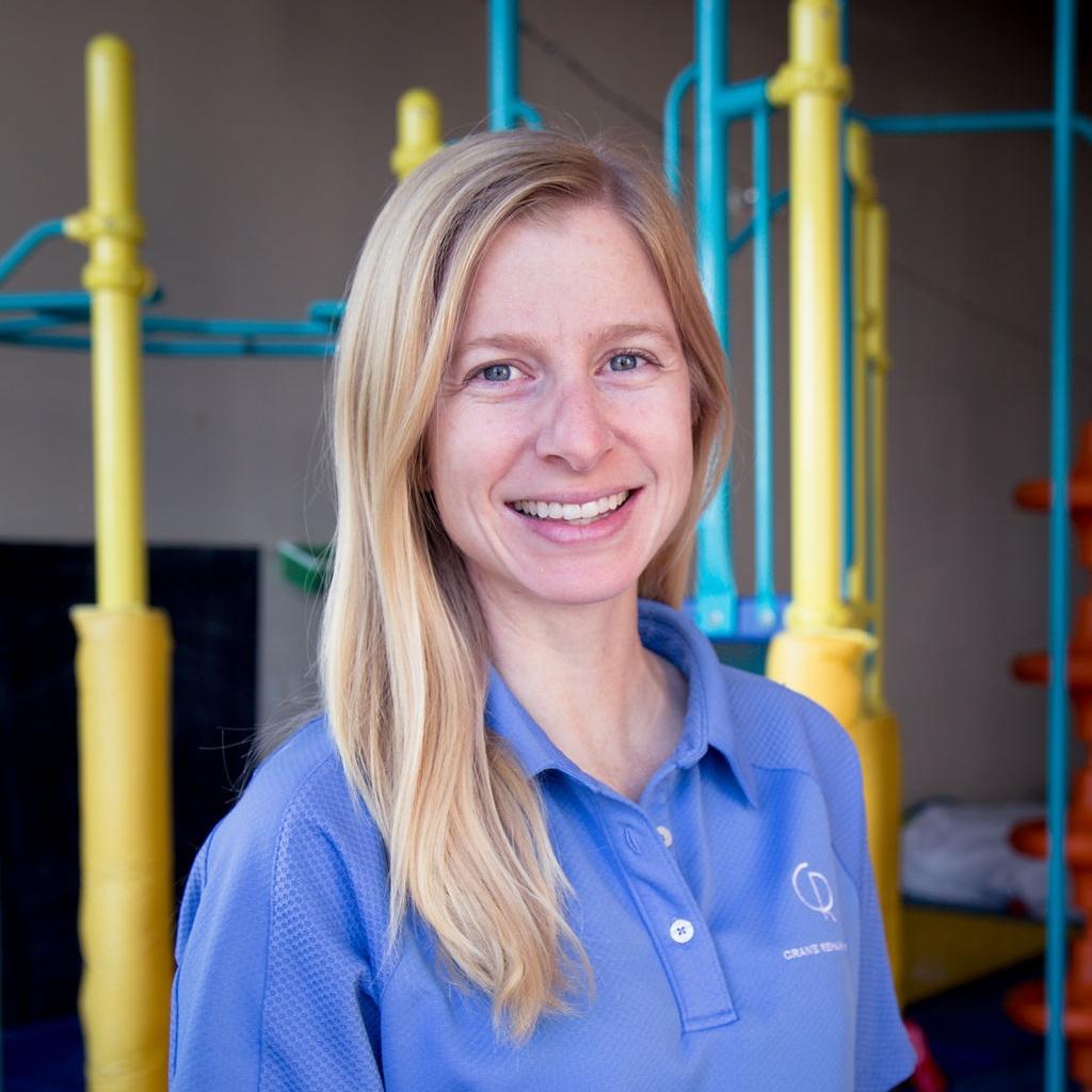 Rebecca Connick, Occupational Therapist