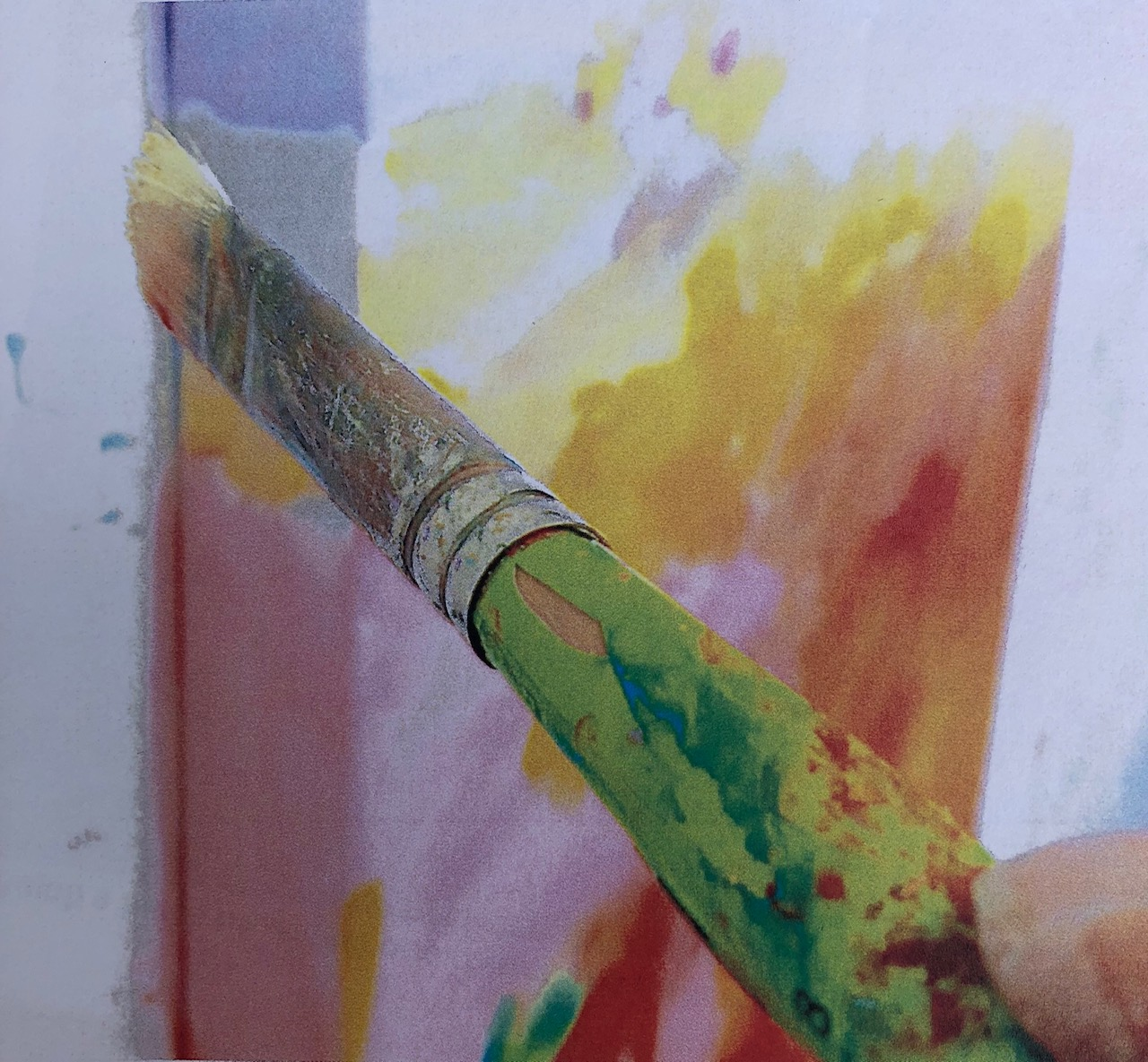I always paint the edges of my canvases so the image does not always require a frame.
