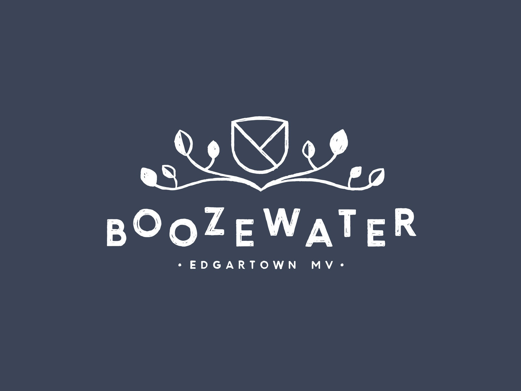 """The store owners playfully call the store """"Boozewater"""""""