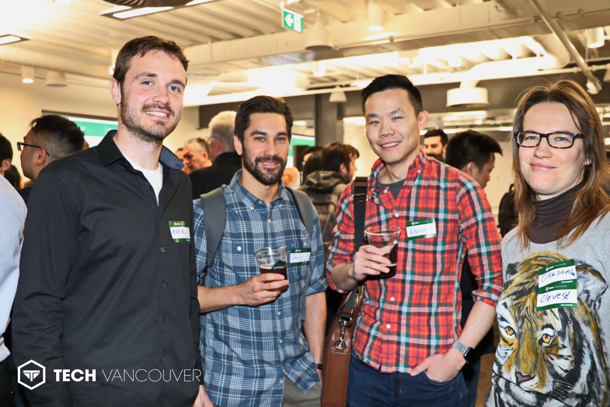 Here are 8 best tech networking events in Vancouver