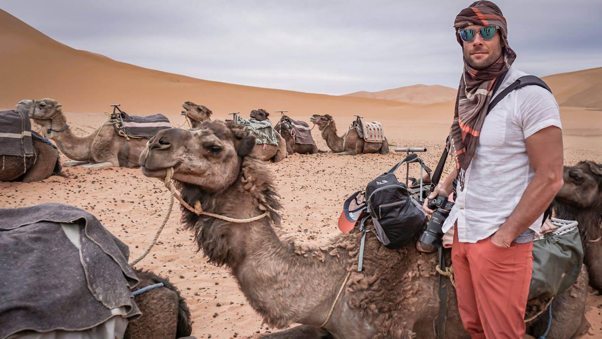 Merzouga, Morocco - Sahara Desert