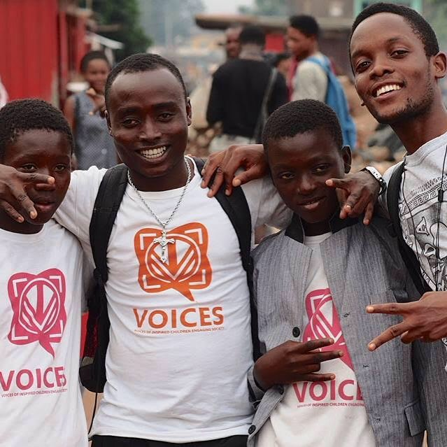 V.O.I.C.E.S (Voices of Inspired Children Engaging Society) #youth #Empowerment #Ghana #voices #beinspired